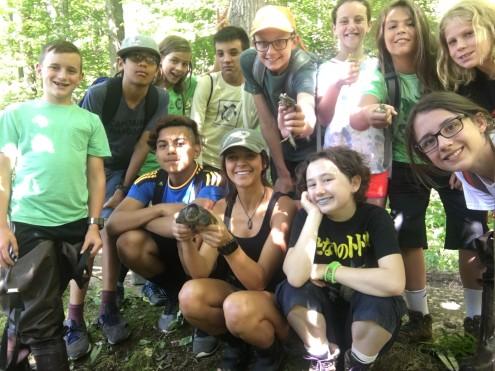 Blackrock Forest summer Science Camp - Cold Blooded Creatures!